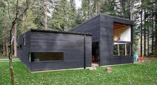 Загородный дом от Robert Hutchison Architect
