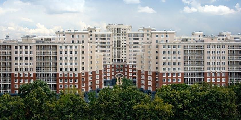 "Фото: ЖК ""Английский квартал"" в Москве"