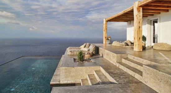 Дом на острове Сирос от Block722