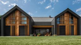 Дом для большой семьи House XL. Проект SoNo Arhitekti