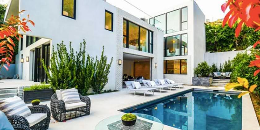 Дом Кендалл Дженнер в Хидден-Хилс, Лос-Анджелес