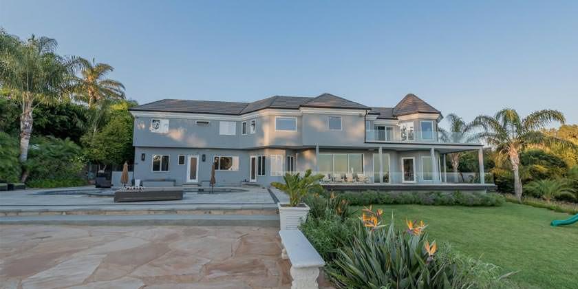 Дом Рассела Питерса в Малибу за $11,95 млн