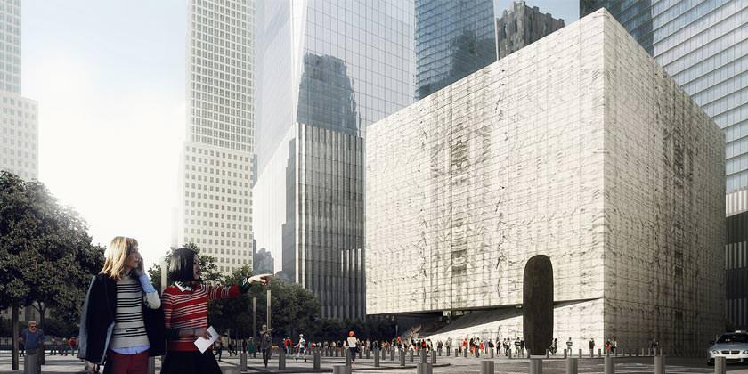 REX построит Центр исполнительских искусств на Манхэттене