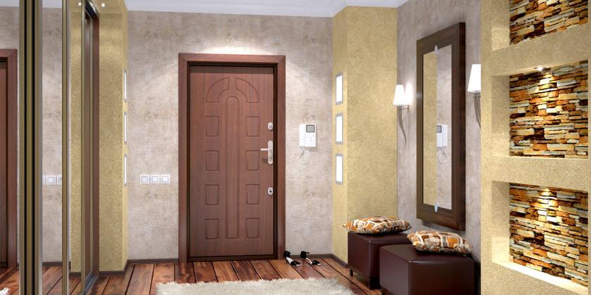 Металлические двери «Крепость»
