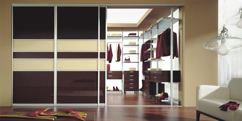 Комплектующие для шкафа-купе и алюминиевые профили RIAL.PRO