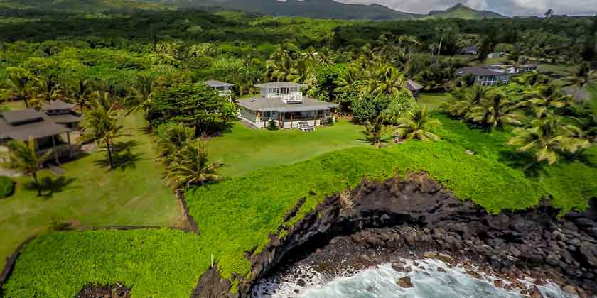Дом на Гавайях певицы Пэт Бенатар | Цена, фото, планировка