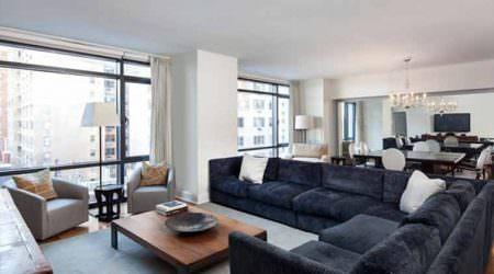 Квартира Рики Мартина в Нью-Йорке | фото, цена, планировка