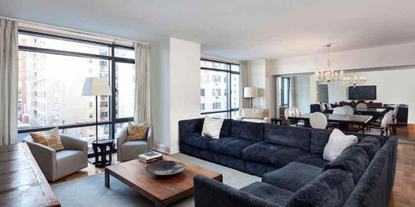 Рики Мартин продаёт квартиру в Нью-Йорке за $8,4 млн