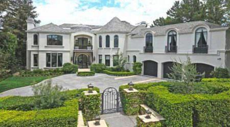 Дом Робби Уильямса в Беверли-Хиллз продан | цена, фото