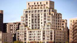 Роберт Стерн построит элитный многоквартирный дом у реки Гудзон