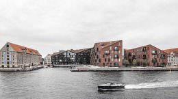 Новый ЖК в Копенгагене от COBE и Vilhelm Lauritzen | фото