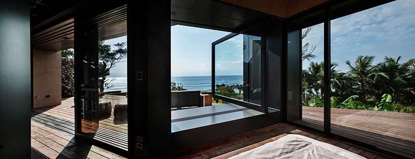 Панорама из окон дома