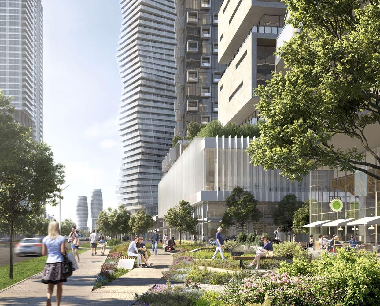 60-этажная башня от CORE Architects