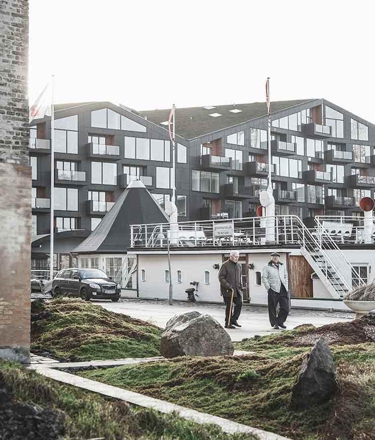 ЖК Krøyers Plads в Копенгагене