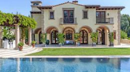 Миллиардер Алки Дэвид продал дом в Беверли-Хиллз | фото, цена