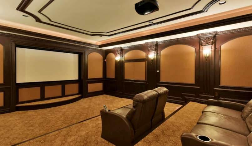 Собственный кинотеатр