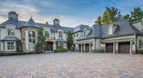 Певица Мэри Блайдж продает дом в Нью-Джерси | фото, цена