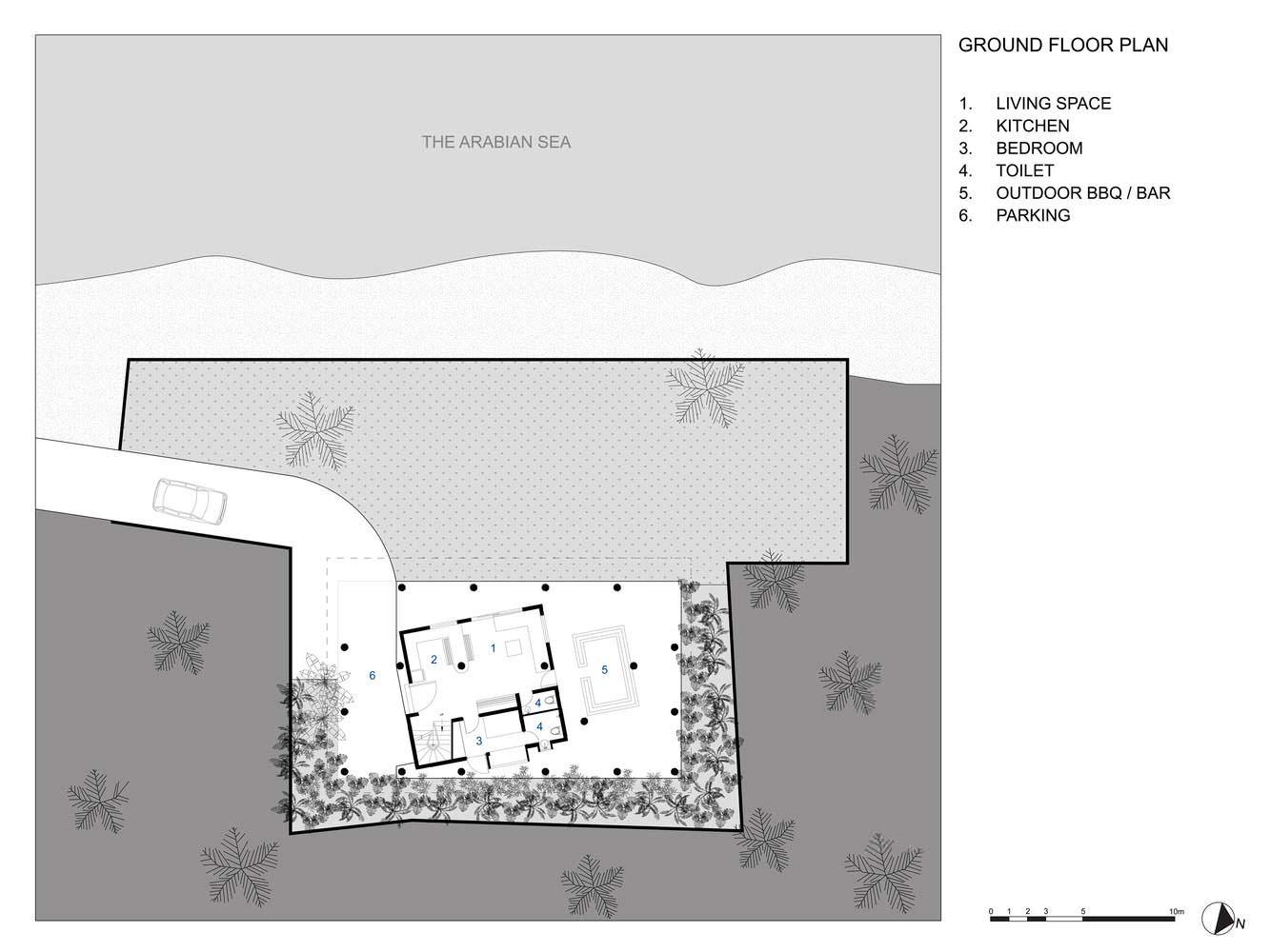 Проект двухэтажного дома от PLAYGROUP Studio
