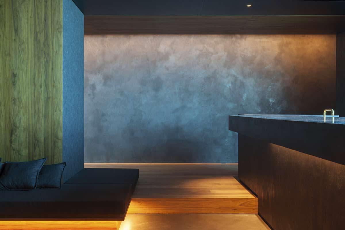 Дизайн бара в подвале