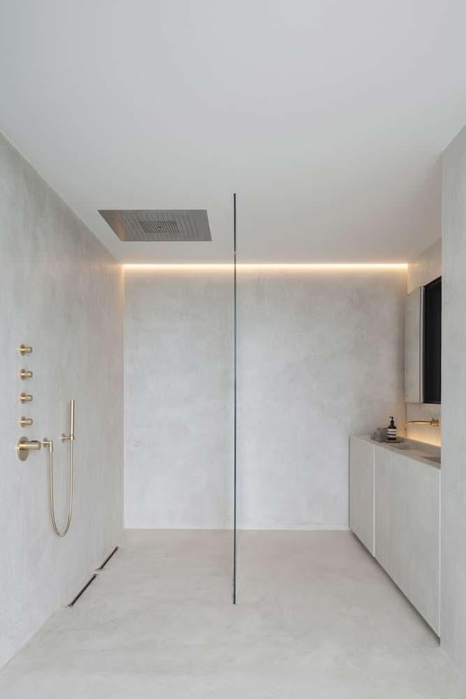 Элитная ванная с душем