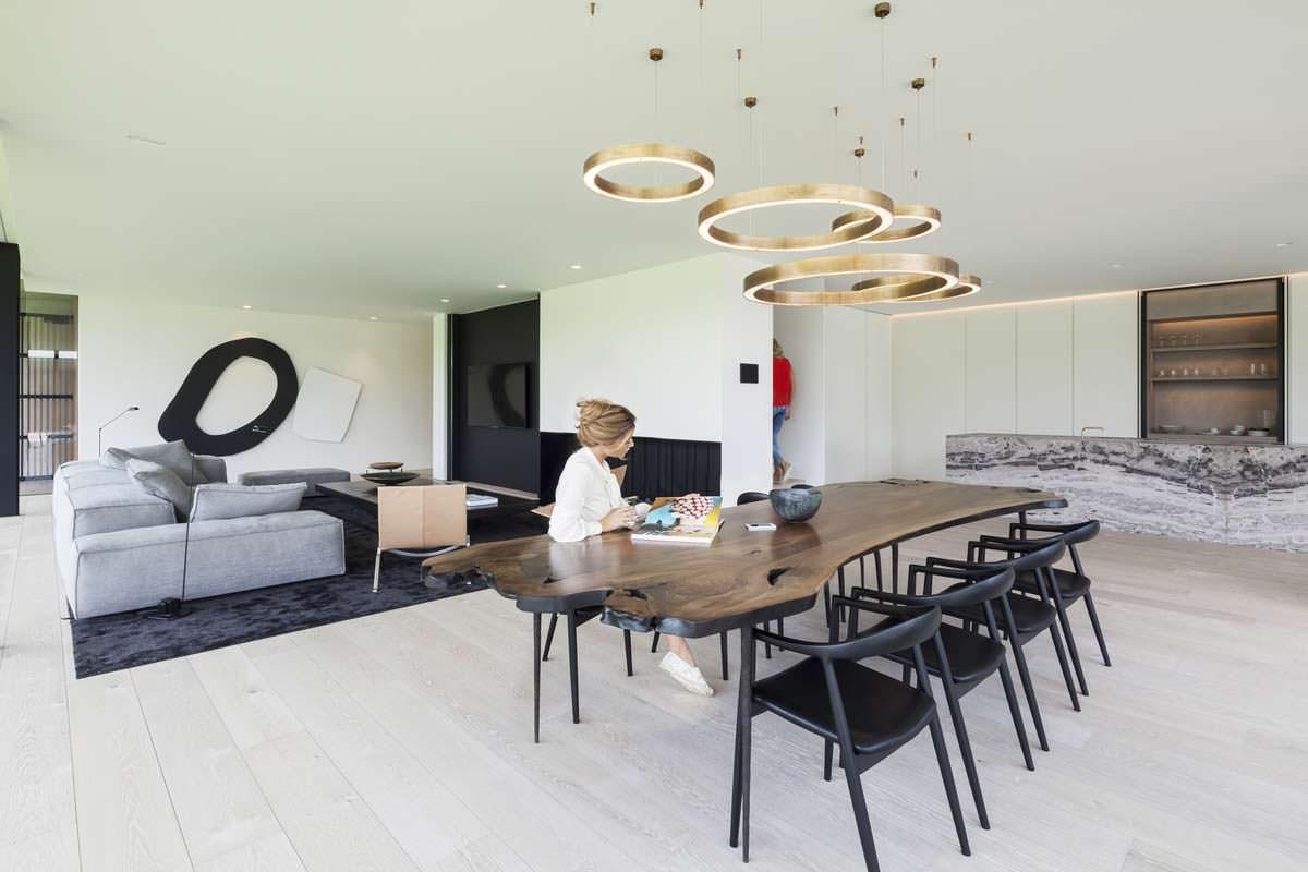 Элитный дизайн гостиной