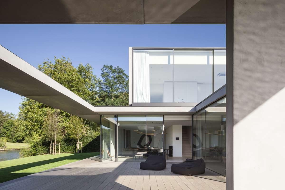 Уникальный дизайн дома