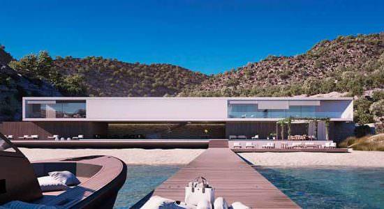 Супер-дом для супер-богатых клиентов Магнуса Стрема | фото