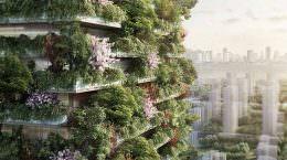 Стефано Боэри построит «Вертикальный лес» в Китае | фото
