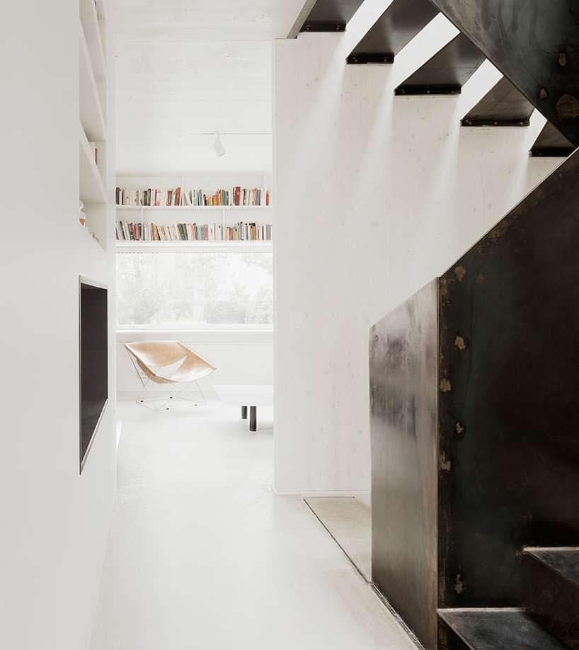 Минималистический дизайн дома от Karawitz Architects
