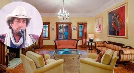 В Нью-Йорке продается квартира Боба Дилана | фото и цена