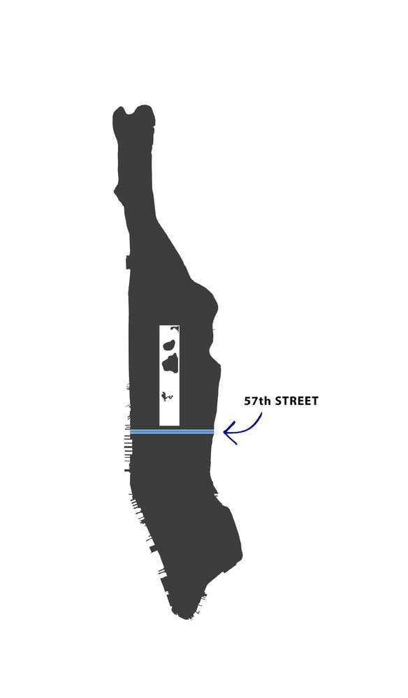 57-я: улица миллиардеров на Манхэттене