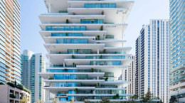 Жилой комплекс Beirut Terraces от Herzog & De Meuron | фото