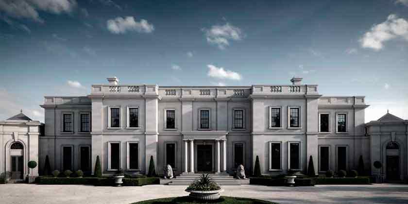 Из сельского дома в элегантную усадьбу: превращение на £30 млн