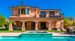 Актриса и певица Зендая купила свой дом мечты в Калифорнии
