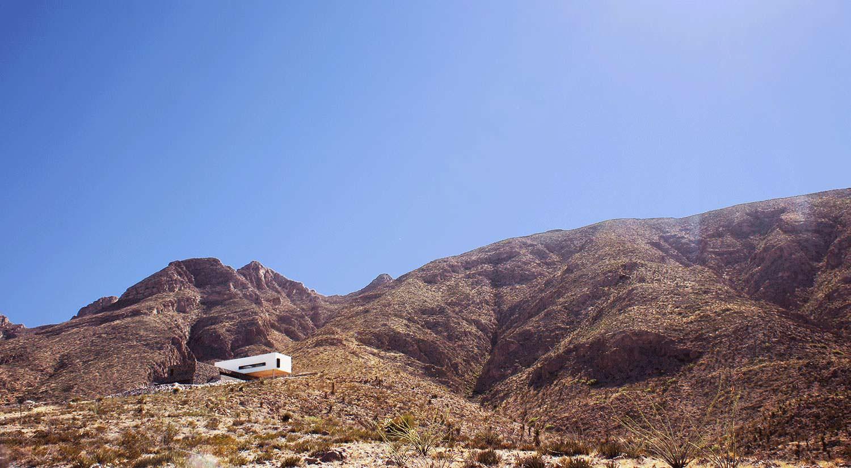 Горный дом в Эль-Пасо. Проект Hazelbaker Rush