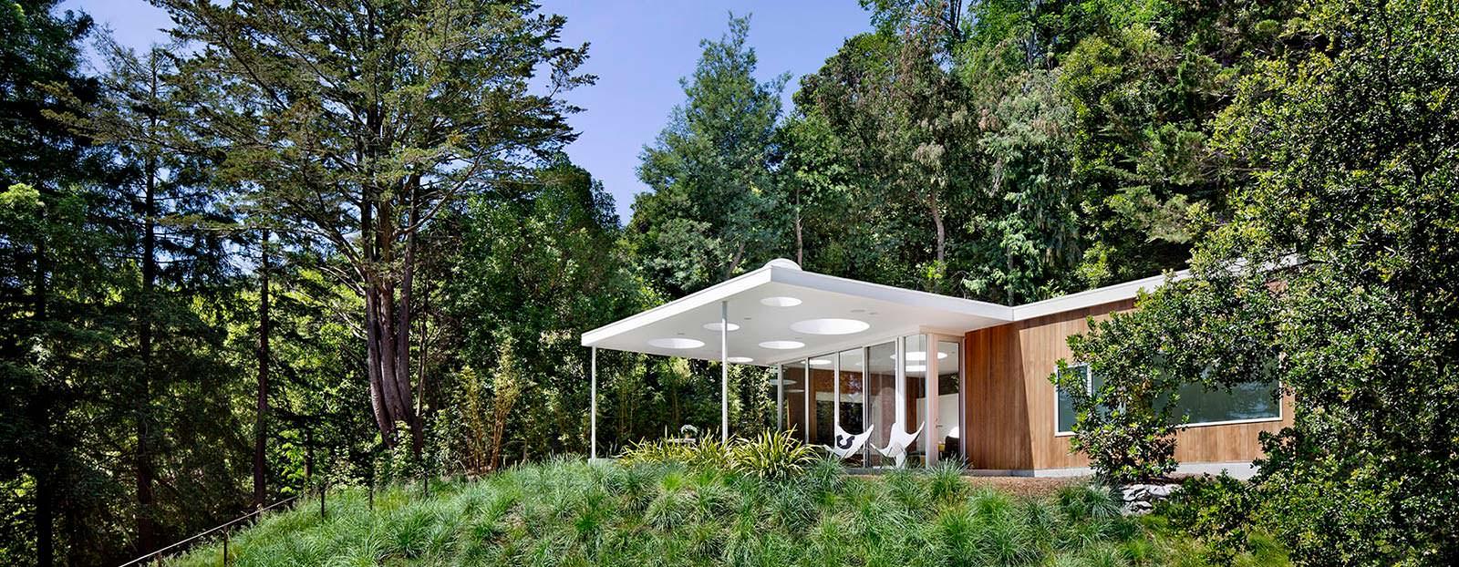 Фото | Гостевой дом с верандой. Проект Turnbull Griffin