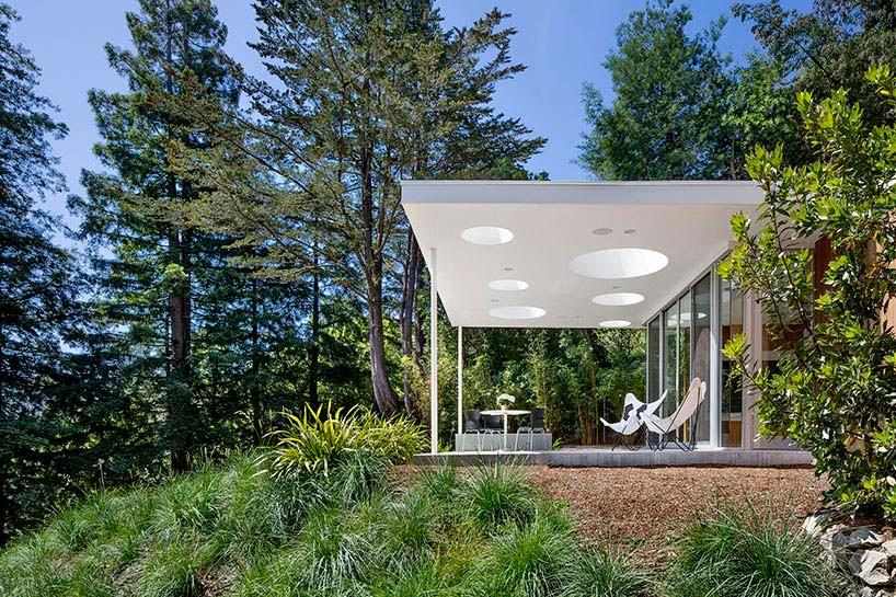 Фото | Красивый домик с верандой в Калифорнии