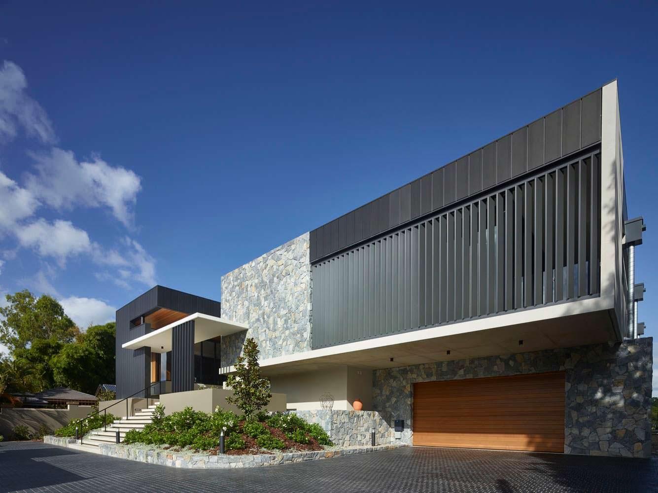 Фото | Hi-tech дом в Брисбене. Проект Ellivo Architects