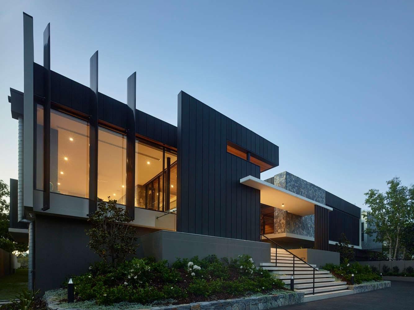 Фото | Hi-tech дом на 2000 метров C2 House