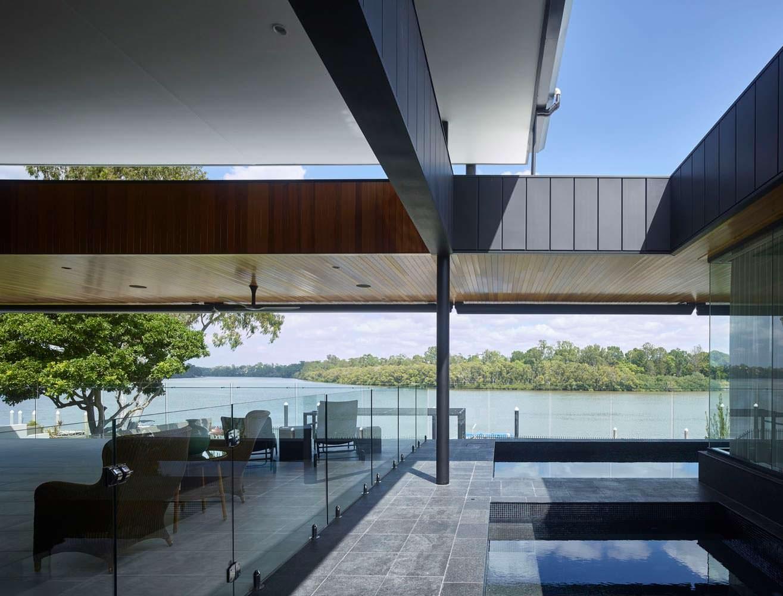 Фото | C2 House: дом с видом на реку Брисбен