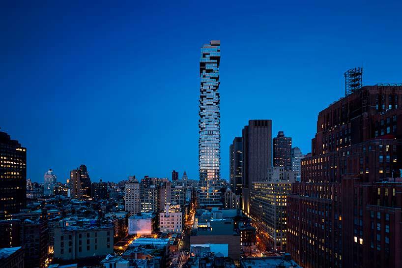 Фото | 56 Leonard: новый небоскреб Манхэттена