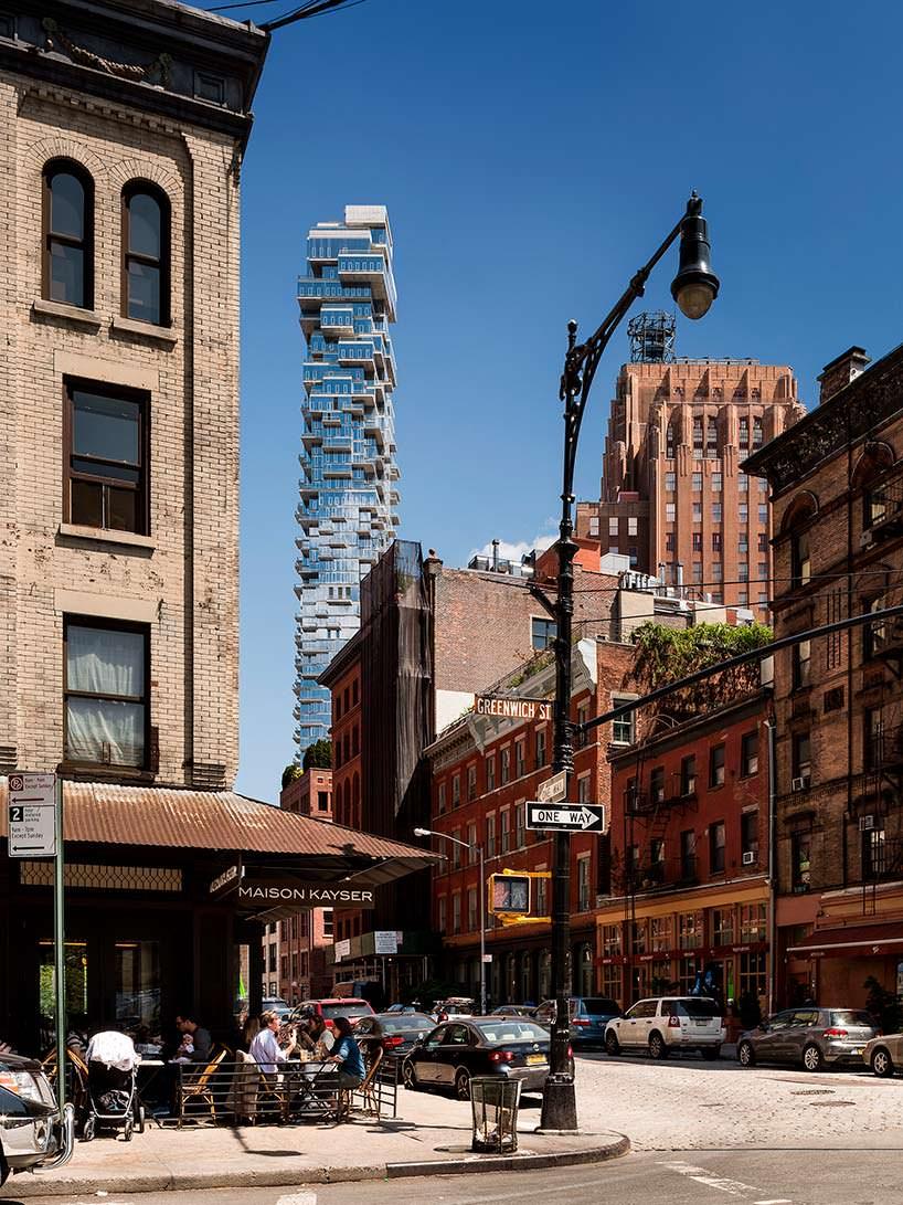 Фото | 56 Leonard: новый небоскреб в Нью-Йорке