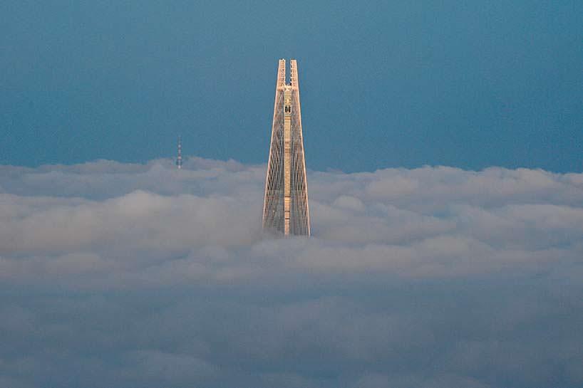 Фото | Небоскреб над облаками Lotte World Tower в Сеуле