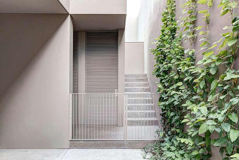 Фото | Дизайн бетонных лестниц от Elias Rizo Arquitectos