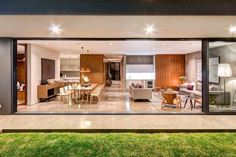 Фото | Элитный дизайн интерьера дома Casa M7