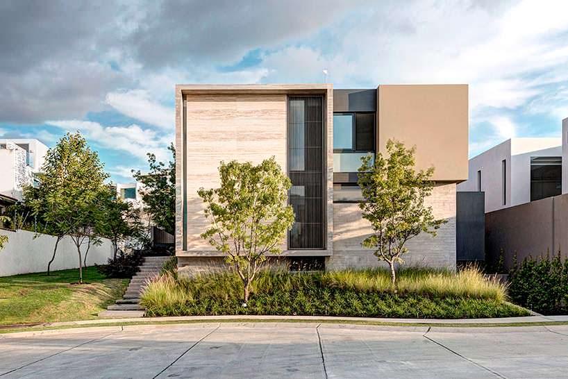 Фото | Современный дом в Мексике от Elias Rizo Arquitectos