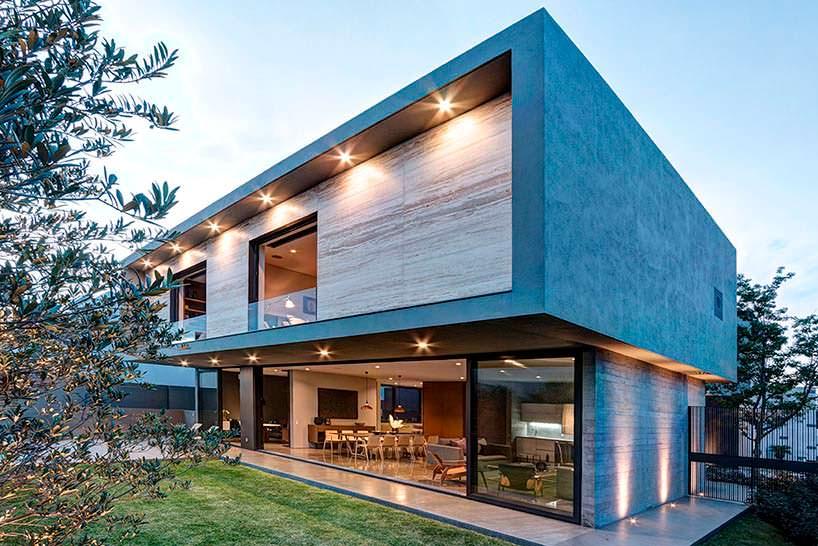 Фото | Элитный дом Casa M7. Дизайн Elias Rizo Arquitectos