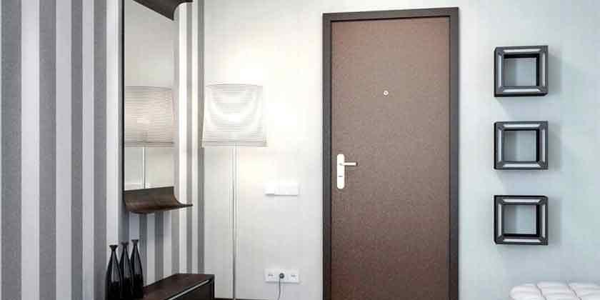 Эксперт дверь: входные металлические двери от производителя