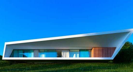Дом перфекциониста в Казахстане от студии Nravil | фото