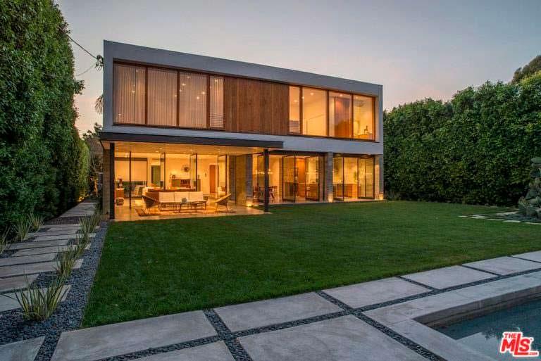 Фото | Дом Дианы Крюгер и Джошуа Джексона в Калифорнии